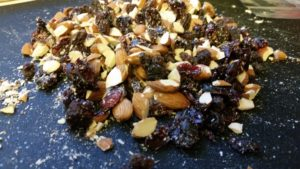 dried fruit topping for steel cut oatmeal
