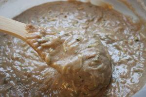 Cinnamon Zucchini Bread