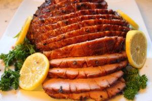Glazed Coca-Cola Hoilday Ham