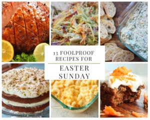 13 Easter recipes