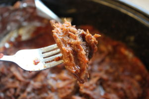 4 Ingredient Slow Cooked Chuck Roast