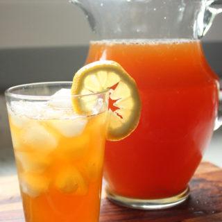 Copycat Starbucks Iced Black Tea Lemonade