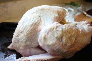 tuscan style roasted turkey