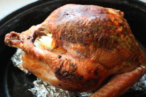 tuscan style roasted turkey