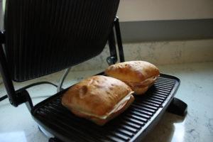 turkey pepperjack paninis