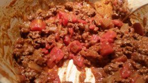 ground beef chili