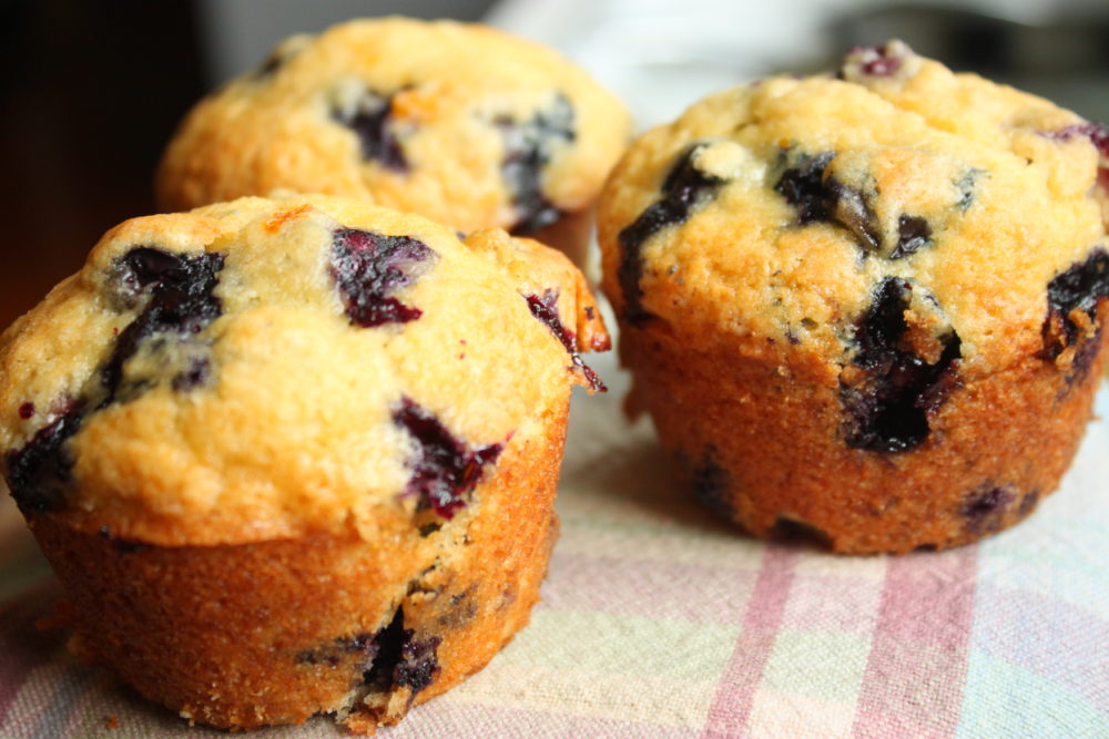 Blueberries Muffin Recipes