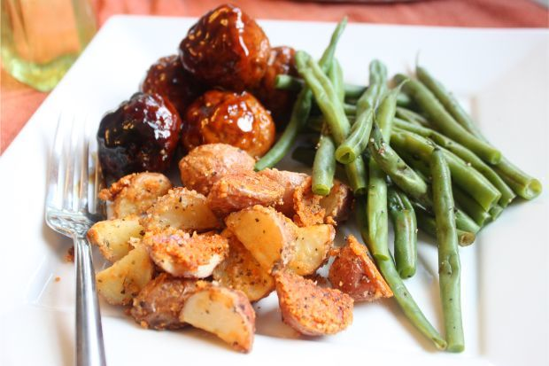 Meals with Red Potatoes