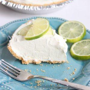 easy no bake key lime pie