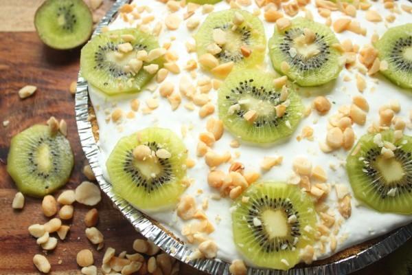 Kiwi Lime Pie