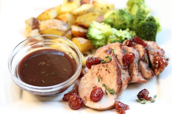 glazed pork tenderloin recipe
