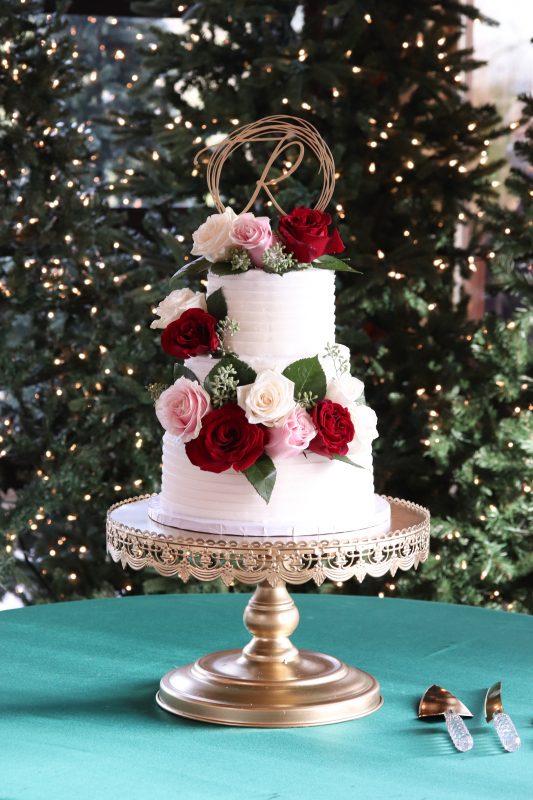 Magnolia Venue Christmas Wedding