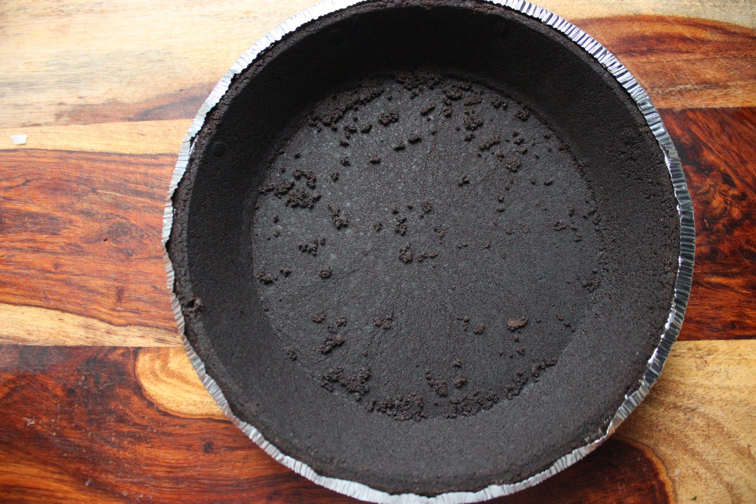 Crust for Ice Cream Pie