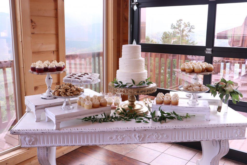 Magnolia Venue Dessert Display